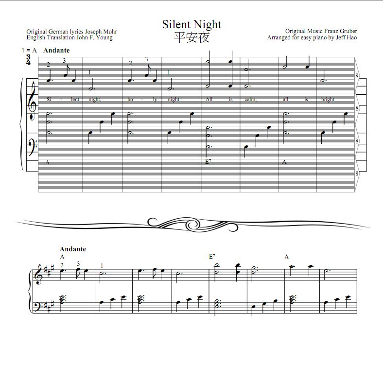 Canon In D Pachelbel Jazz Version For Piano Solo Sheet: New Piano Roll Sheet Music